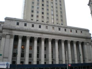 Thurgood Marshall U.S. Courthouse at 40 Centre Street