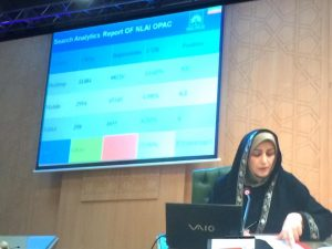Saeedeh Akbari-Daryan shows how Search Engine Optimization is used in Iran