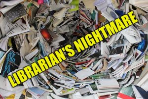librarian's nightmare