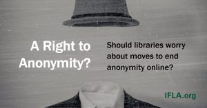 A Right to Anonymity - Image