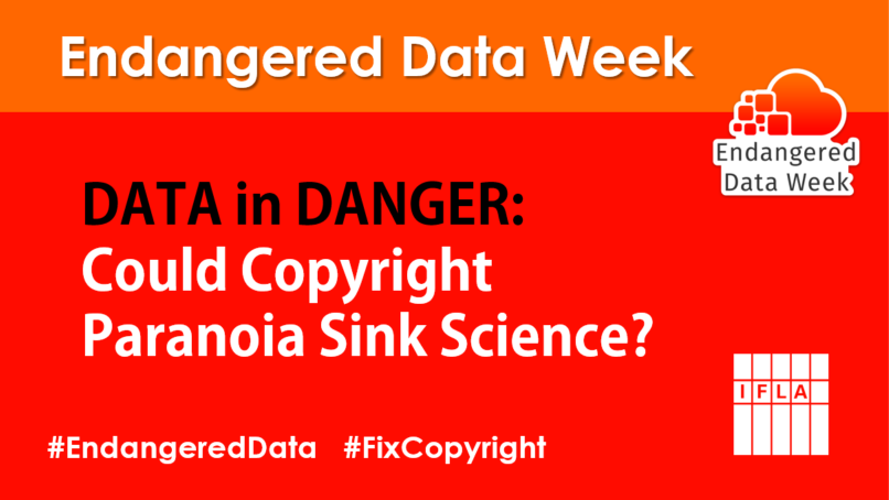 Endangered Data Week 2018