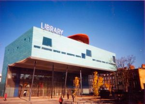 Photo of Peckham Library, London