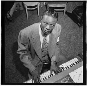 Nat King Cole, Gottleib Collection, Library of Congress