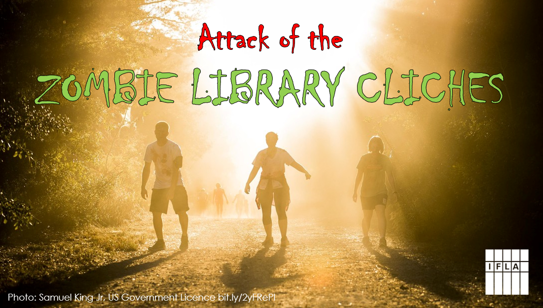 Attack of the Zombie Library Cliches