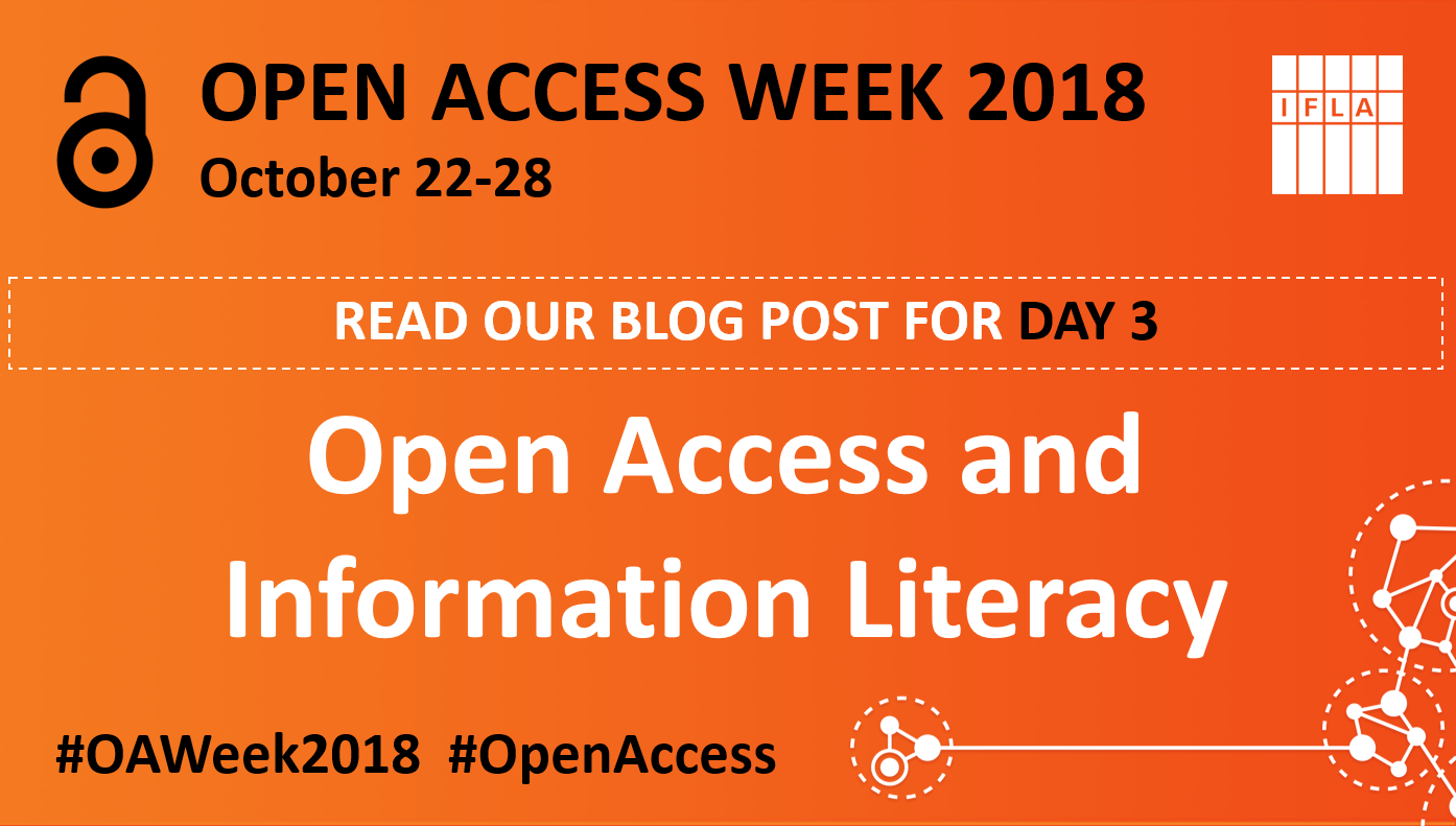 Open Access and Information Literacy