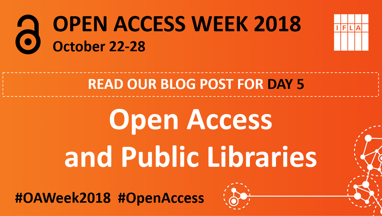 Open Access and Public Libraries