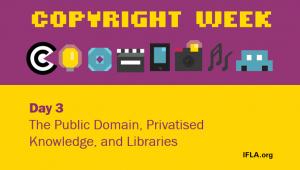 Copyright Week Day 3 Image