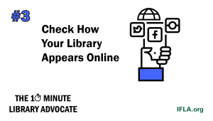 Image - Check How Your Library Appears Online