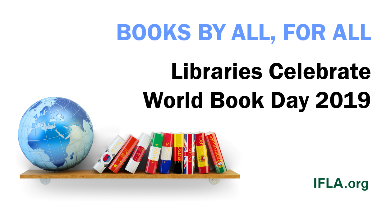 Books by all, for all: Libraries celebrate World Book Day 2019