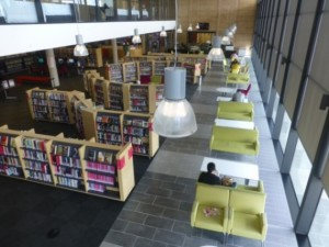 The winner of the 2014 Public Library of the Year