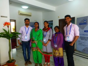 Participants at the Building Stronger Library Associations workshop.