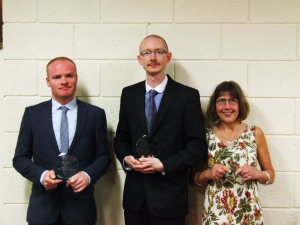 Winners of PMLG's Annual Awards
