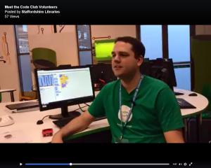 Code Club Volunteer